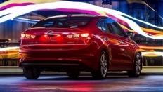 Фото экстерьера Hyundai Elantra