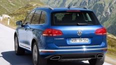 Фото Volkswagen Touareg