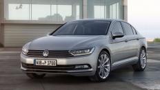 Фото экстерьера Volkswagen Passat Highline