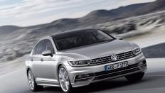 Фото экстерьера Volkswagen Passat (Фольксваген Пассат) / Highline<br><span> 1.8 / 180&nbsp;л.с. / Автомат&nbsp;(7&nbsp;ст.) / Передний привод</span>
