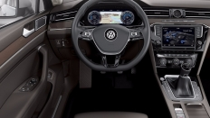 Фото салона Volkswagen Passat (Фольксваген Пассат) / Life<br><span> 2.0 / 150л.с. / Автомат(6ст.) / Передний привод</span>