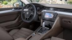 Фото салона Volkswagen Passat (Фольксваген Пассат) / Trendline<br><span> 1.4 / 150л.с. / Автомат(7ст.) / Передний привод</span>