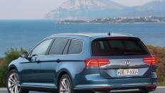 Фото экстерьера Volkswagen Passat Variant