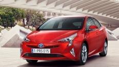 Фото экстерьера Toyota Prius