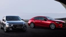 Фото экстерьера Mazda 3 Седан