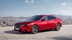 Фото экстерьера Mazda 6