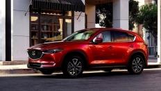 Фото экстерьера Mazda CX-5