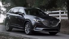 Фото экстерьера Mazda CX-9