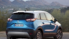 Фото экстерьера Opel Crossland X