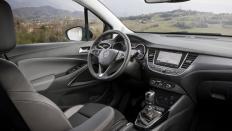 Фото салона Opel Crossland X