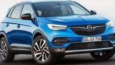Фото экстерьера Opel Grandland X